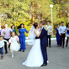 Wedding photographer Sasha Buyanova (SashaBuyanova). Photo of 01.05.2016