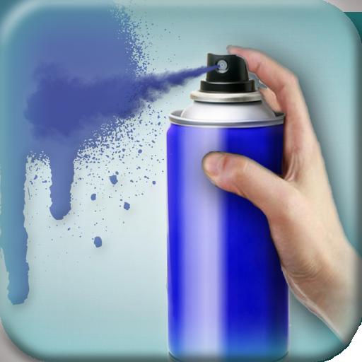 Spray for graffiti