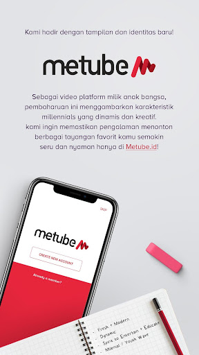 metube 2.4.1 screenshots 1