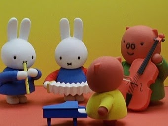 Miffy's Musical Day/Miffy's Rainy Day