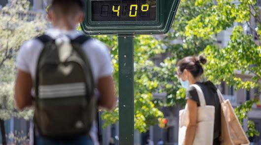 Los consejos de Sanidad para afrontar la primera gran ola de calor
