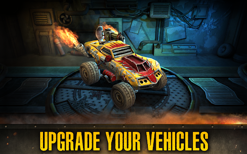 Dead Paradise: Race Shooter App Download For Android and iPhone 4