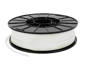 NinjaTek NinjaFlex Water Semi-Transparent TPU Filament - 1.75mm (0.5kg)