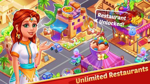 Indian Cooking Games Food Fever & Restaurant Craze 1.03 screenshots 5