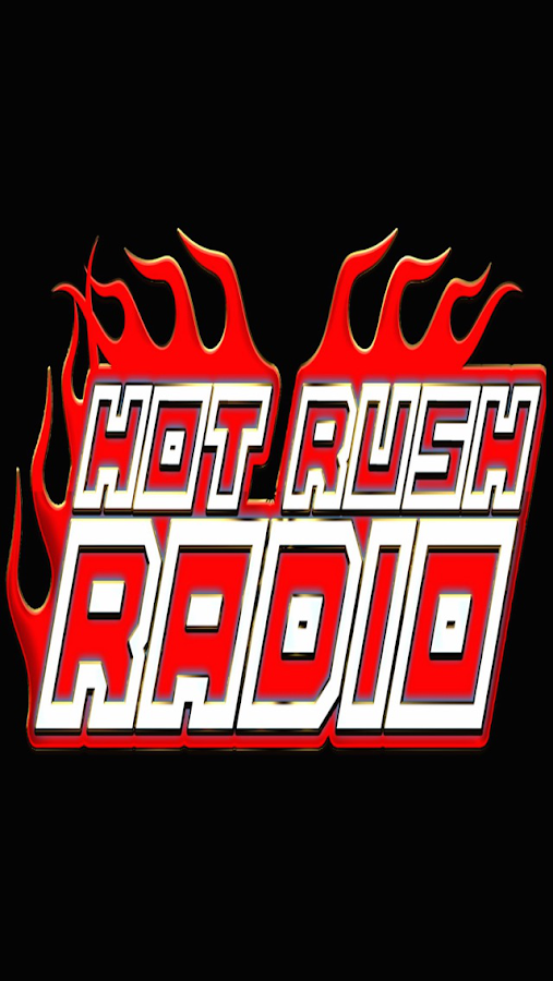 hotrushradio- screenshot