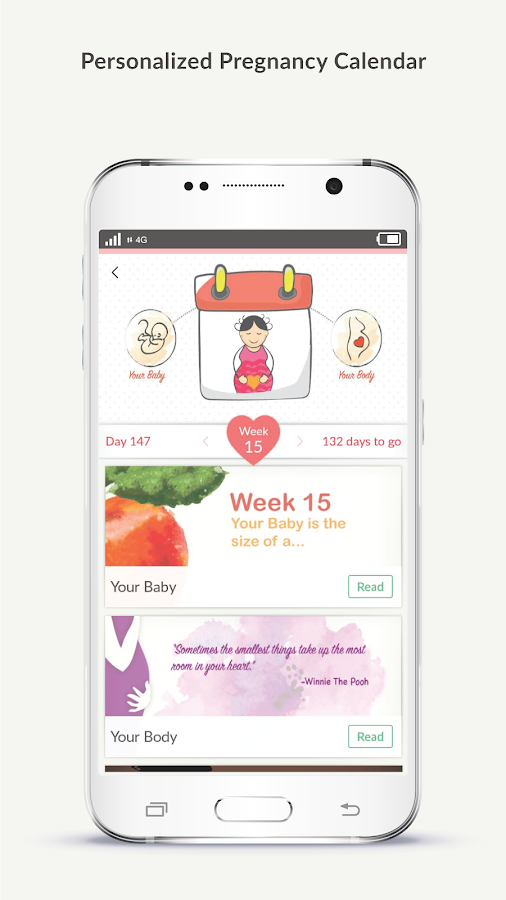 BabyBerry Pregnancy Parenting- screenshot