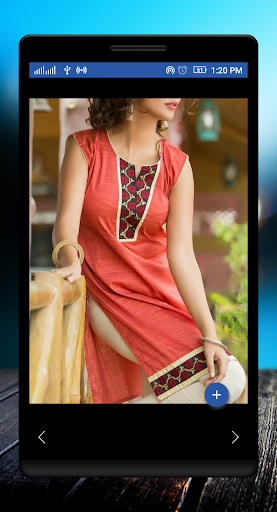 Latest kurti design for girls  screenshots 8
