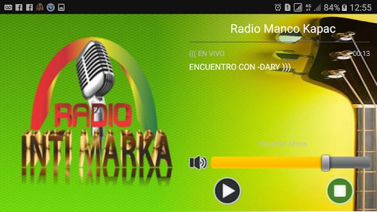 Radio Manco Kapac - náhled