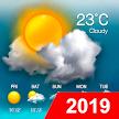 Weather updates&temperature report APK