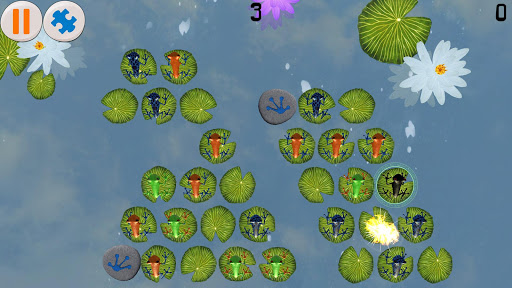 Jumpy Frogs Free 1.51 screenshots 4