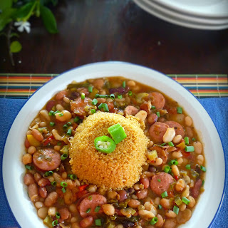 Cajun 15 Beans and Quinoa Recipe