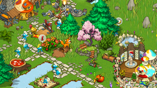 Smurfs and the Magical Meadow modavailable screenshots 4