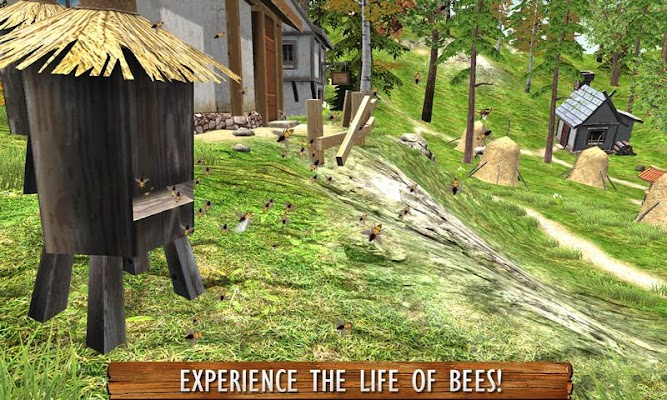 Honey Bee Hive Simulator 2016 - screenshot