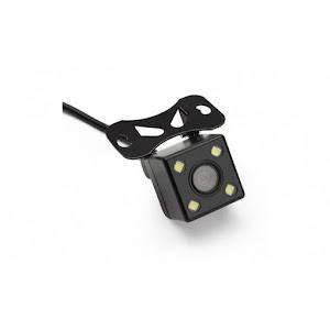 Camera auto video marsarier cu 4 LED si Monitor LCD pliabil de 4.3 inch