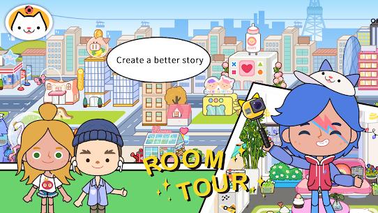 Miga Town: My World MOD (Unlock Map) 5