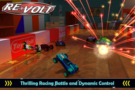 RE-VOLT Classic - 3D Racing Screenshot