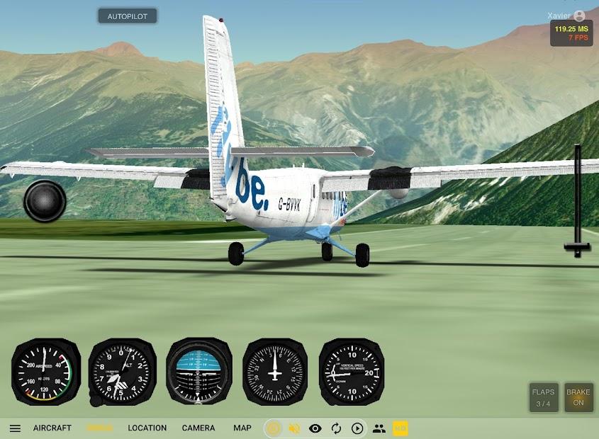 GeoFS - Flight Simul