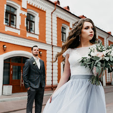 Wedding photographer Ilya Volokhov (ilyavolokhov). Photo of 19.09.2018