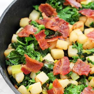 Jicama Breakfast Hash (Paleo, AIP, Whole 30) Recipe