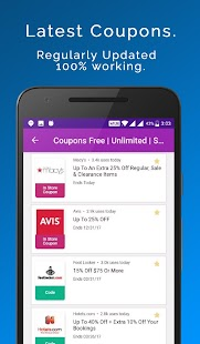 Coupons & Free Recharge Deals - náhled