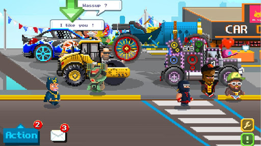 Motor World Car Factory screenshot 12