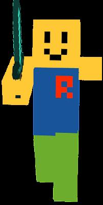 Character Roblox Noob Skin