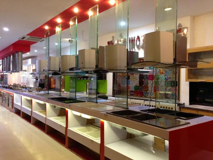 Đại lý bán bếp từ Bosch tại Hà Nội