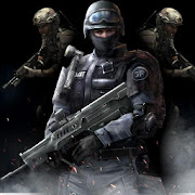 Download Game Game Infinity FPS shooter : Modern commando ops strike v1.0 MOD - God Mode APK Mod Free