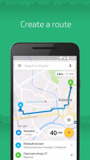 OnTaxi - book a taxi online 4.12.3 screenshots 1