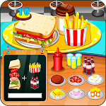 Sandwiches maker restaurant Icon