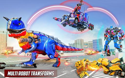 Police Truck Robot Game u2013 Transforming Robot Games 1.0.4 screenshots 3