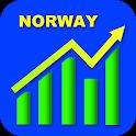Norway Stock Market icon