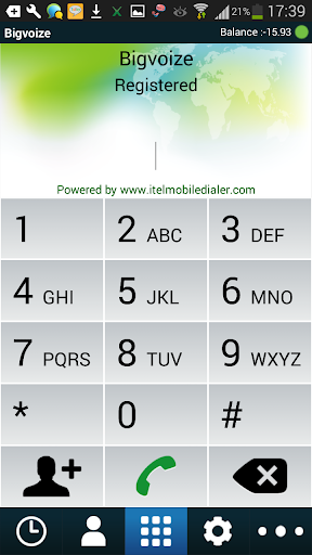 bigvoize mobile dialer for pc