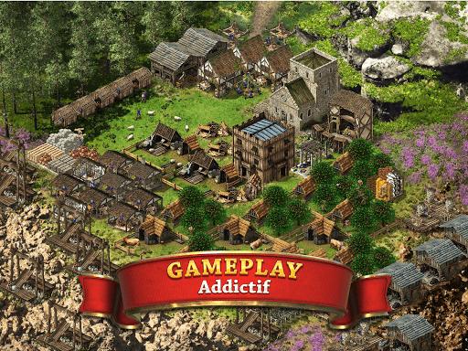 Code Triche Stronghold Kingdoms: Sim de Château  APK MOD (Astuce) screenshots 6