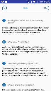 App Ambeent Wi-Fi APK for Windows Phone