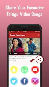Telugu Video Status App Download For Android and iPhone 5