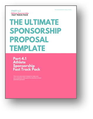 Athlete Sponsorship Fast Track Pack