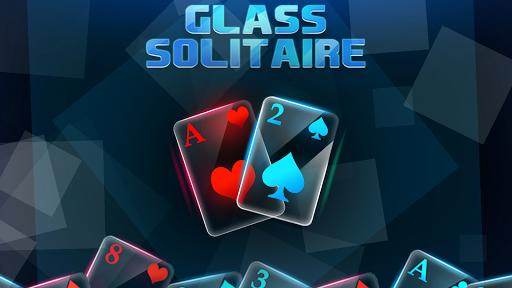 玩免費紙牌APP|下載Glass Solitaire 3D app不用錢|硬是要APP