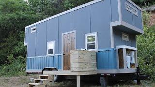 Tiny House, Big Storage