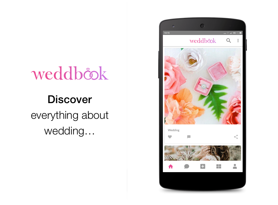 WeddBook - Best Wedding Ideas- screenshot