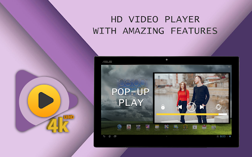 HD video player: All format hd video player for PC-Windows 7,8,10 and Mac apk screenshot 5