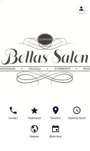Bellas Salon- screenshot thumbnail