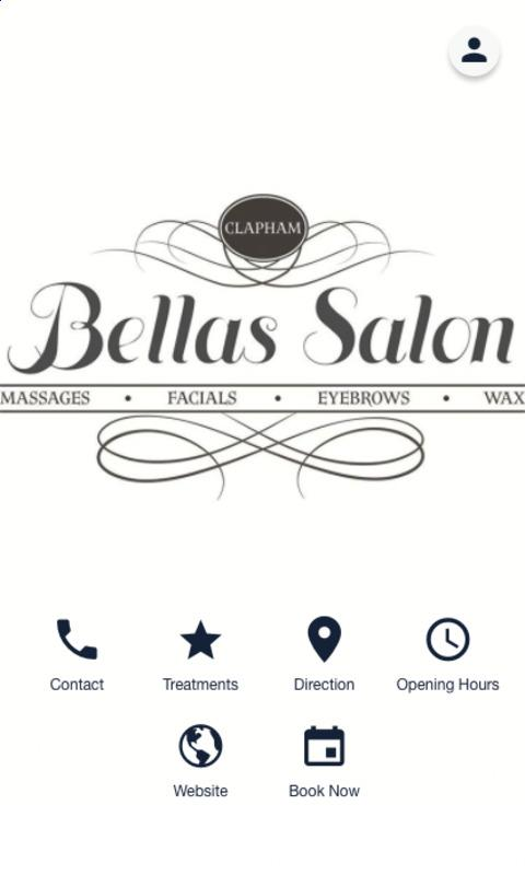 Bellas Salon- screenshot