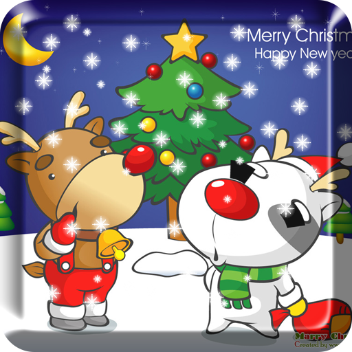 メリークリスマスライブ壁紙 個人化 App LOGO-APP試玩