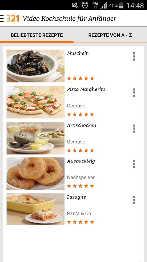 Große Kochschule.TV - Android Apps on Google Play | {Kochschule comic 16}