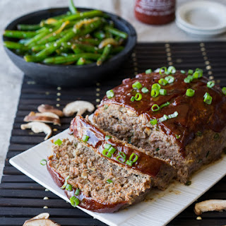 Asian Inspired Meatloaf