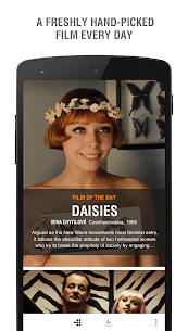 MUBI — Curated Cinema App Download For Android and iPhone 1