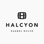 Logo for Halcyon Barrel House