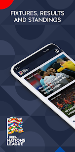 UEFA Nations League official 1