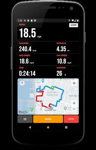 Cycling Diary - Bike Tracker screenshot 2